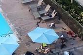 Xả súng tại hồ bơi ở Mỹ, 8 người bị bắn