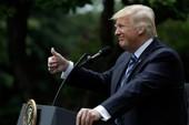 Chuyến công du đầu tiên: Ông Trump chọn Trung Đông