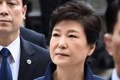 Bà Park Geun-hye không bỏ phiếu trong cuộc bầu cử