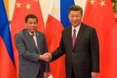 Philippines-Trung Quốc ấn định ngày hội đàm biển Đông