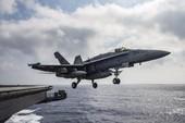 Nga vừa cảnh báo, Mỹ liền bố trí lại máy bay ở Syria