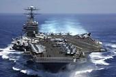 UAV của Iran áp sát 'nguy hiểm' tàu sân bay Mỹ
