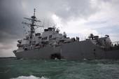 Chuyên gia an ninh nghi tàu Mỹ bị tấn công mạng
