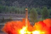 Triều Tiên có thể vừa phóng tên lửa dành cho Guam