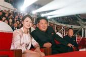 Tình báo Hàn Quốc: Vợ ông Kim Jong-un sinh con thứ 3