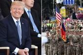 Ông Trump muốn cho duyệt binh vào Quốc khánh Mỹ