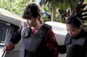 Chuyên gia tìm thấy chất độc VX trên áo Đoàn Thị Hương