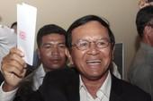 Đảng đối lập Campuchia bị yêu cầu giải tán