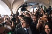 Sợ bị truy tố, cựu thủ hiến Catalonia đào tẩu sang Bỉ