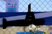 Argentina từ bỏ tìm kiếm tàu ngầm mất tích