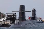 Đài Loan công bố đóng 8 tàu ngầm nội địa đầu tiên