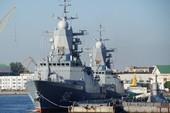Nga điều thêm nhiều tàu chiến tới Syria