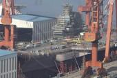 10 điều cần biết về tàu sân bay tự đóng của Trung Quốc