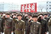 Triều Tiên: Vũ khí đánh Mỹ đã 'lên nòng'