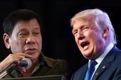 Tổng thống Trump mời ông Duterte tới thăm Mỹ