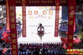 Trung Quốc trình làng tiêm kích siêu thanh thế hệ mới