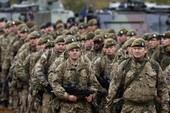 Mỹ lập sở chỉ huy quân đội sát vách Nga