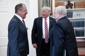 Trump tiếp ngoại trưởng Nga: Hạ nhiệt để hợp tác