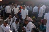 Ấn Độ: Sập tường tại đám cưới, hơn 25 người chết