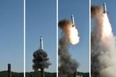 Tên lửa mới của Triều Tiên không thể đánh tới căn cứ Mỹ