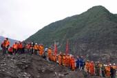 Lo ngại sắp lở đất lần 2, Trung Quốc lệnh sơ tán khẩn
