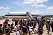 Campuchia trục xuất 74 nghi phạm tống tiền Trung Quốc