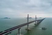 Trung Quốc sắp xây xong cầu vượt biển dài nhất thế giới