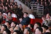 Triều Tiên thăng hàm thượng tướng cho người chế ICBM