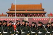 Trung Quốc cắt quân số từ 2,3 triệu xuống còn 1 triệu