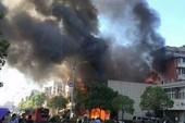 Nổ kinh hoàng ở nhà hàng Trung Quốc, 55 người bị thương
