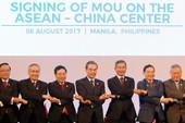 ASEAN ra tuyên bố chung phản đối quân sự hóa biển Đông