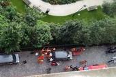 Xe điên đâm người ở Paris, 6 binh sĩ Pháp bị thương