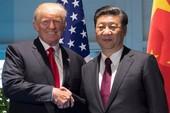 Ông Tập-Trump kêu gọi Triều Tiên dừng khiêu khích