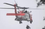 Mỹ triển khai máy bay, tàu chiến tới cứu hộ tại Texas