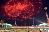 Triều Tiên rầm rộ ăn mừng thử hạt nhân lần 6