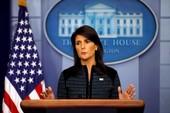 Mỹ: 'Liên Hiệp Quốc đã hết cách với Triều Tiên'