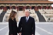 Quốc yến ở Tử Cấm Thành: Tổng thống Trump lập 'kỷ lục'