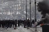 Palestine mở ngày thịnh nộ, đụng độ với quân Israel