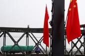 Trung Quốc bất ngờ đóng cầu biên giới với Triều Tiên