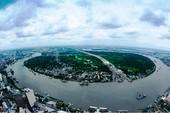Công ty CII làm chủ đầu tư nạo vét hồ ở Thủ Thiêm