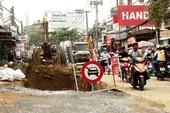 TP.HCM cấm đào 492 tuyến đường trong năm 2017