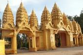 Cận cảnh dinh thự lớn nhất Nam Bộ của đại gia Trầm Bê