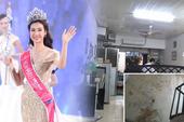 Cận cảnh ngôi nhà khó tin của tân Hoa hậu Đỗ Mỹ Linh