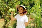 Biệt thự nhà vườn ngập hoa quả của diễn viên Việt Trinh