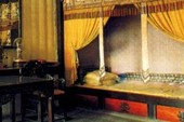 Vì sao phòng ngủ hoàng đế không quá 10 m2