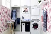 Đặt máy giặt ở đâu để tránh được tai họa trong nhà?