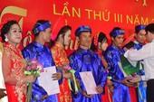 Đám cưới tập thể của 17 cặp đôi ở Sóc Trăng