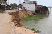 An Giang có hố xoáy rộng 180 m ở giữa sông Vàm Nao