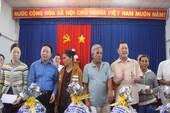 Bộ trưởng Trần Hồng Hà thị sát vùng sạt lở ở An Giang