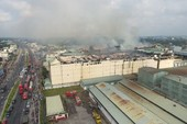 Xác định nguyên nhân vụ cháy kinh hoàng ở Cần Thơ